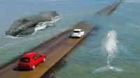 世界最危险的公路, 全程不限速, 只有一路加速才能活着下去