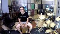 凯文先生《卡农》摇滚版非洲鼓箱鼓卡宏鼓丽江手鼓演奏