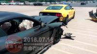交通事故合集20180716: 每天10分钟车祸实例, 助你提高安全意识