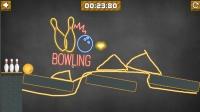 实战的时候运气总是不好《Contact Draw: Bowling》通关流程解说 第2期