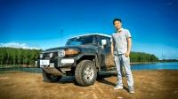 白话汽车: 用RX350加CLK敞篷换个同年的丰田FJ值吗?
