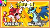 ★精灵宝可梦★唯一一只带红线参加积分对战的暴鲤龙! 老肉懵圈! ★78★酷爱ZERO