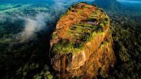 隐藏千年的神秘宫殿, 建在180米高的巨石之上, 壮观程度难以想象