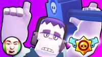 ★矿星之争★Frank这只大猩猩简直BUG, 攻击速度这么快还大范围伤害, 真的好吗? ★酷爱娱乐