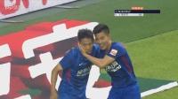 中超联赛第12轮 上海申花VS天津泰达
