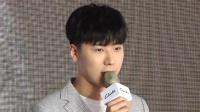 现场:王博文新EP有突破 自觉参加综艺很活泼