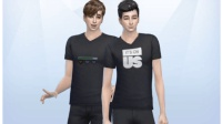 《春夏秋冬DLC》模拟人生4番外篇娱乐解说P2 紫冰染和轩轩的兄弟情