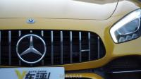 Y车评: 工业艺术品  试驾AMG GT S