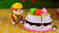 汪汪队立大功莱德和狗狗们的蛋糕情缘 13