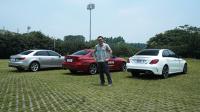 奥迪A4L、宝马320Li、奔驰C200,手握30万你该买谁?