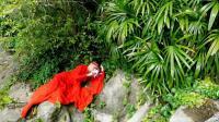 红衣飘逸唯美动人, 白小白编舞《繁花》