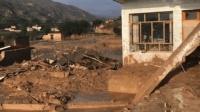 甘肃特大暴雨引发山洪 已致8人死亡7人失踪