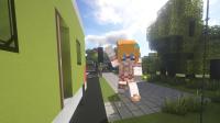 【大橙子】小品解谜-一波三折的毕业典礼[我的世界Minecraft]