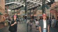 八卦:29年前旧照!梁朝伟刘嘉玲同游迪士尼