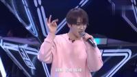 偶像练习生C位竞争激烈, 蔡徐坤跳舞很带感, 朱正廷上场一字马, 能直接出道