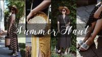 【Alma Y】夏日购物穿搭分享 裙子包包鞋子❤️Free People-Urban Outfitters-Dior-Celine