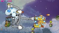 【逍遥小枫】这游戏复古的好像超时空要塞啊! ! | Q-YO射击战(Q-YO BLASTER)