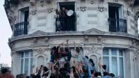 2018上映的丧尸惊悚片《黑夜吞噬世界》, 一觉醒来所有人都成了丧尸