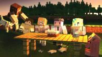 Minecraft我的世界【方块学园 粉鱼】籽岷去哪了大冒险 10 找到籽岷啦
