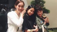 余文乐新店开业众亲友捧场 爱妻王棠云全程力挺与小姑子搞笑合影