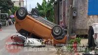 交通事故合集20180721: 每天10分钟车祸实例, 助你提高安全意识