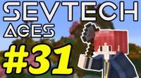 获得铁矿, 开启交错次元传送门※SevTech: Ages※我的世界 时代发展模组包 Ep.31