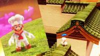 [宝妈趣玩]超级马里奥奥德赛★41: 围墙探秘! 地毯式搜索, 齐开得胜!