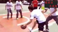 一言不合就扣篮, 蒋劲夫打篮球技术怎样? 这个弹跳真没问题!