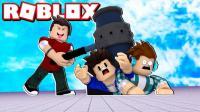 小格解说 Roblox锤子模拟器 2百亿的锤子什么样? 炫酷无限宝石锤! 乐高小游戏