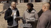 51岁的少林武僧吊打外国健身达人, 老外: 他连一滴汗都没有!