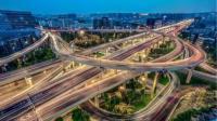 中国第二个拥有六环路的城市, 每公里造价一个亿, 它在四川!