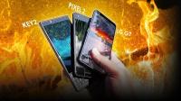 高温烘烤智能手机,它们的性能会有怎样的变化?
