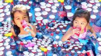 对抗酷暑 泳池+可乐 凉爽嗨翻天! 35