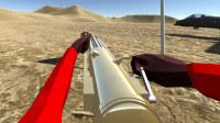 【神探莫扎特】手摇加特林、护盾机枪与野牛II自行火炮-战地模拟器(ravenfield)丨游戏实况