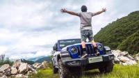 驾·驭: 男人的最佳配饰 体验全新一代Jeep牧马人