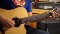 左轮民谣吉他教学NO.163《乌兰巴托的夜》