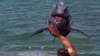 一头远古食人鲨! 疯狂攻击人类, 从此称霸海洋, 开始为所欲为