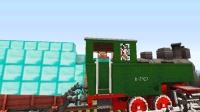 大海解说 我的世界建造我的王国ep7 钻石商人买火车开