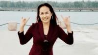 好心情蓝蓝广场舞原创【79】健身舞戏曲混搭【陌上花】附教学