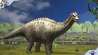 侏罗纪世界游戏第790期: 博妮塔龙★恐龙公园★哲爷和成哥