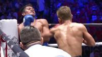 击败邹市明的日本木村翔又来了, 重拳对攻击倒菲律宾拳王KO获胜
