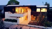 【奢华豪宅】美国加利福尼亚州纯现代风豪华别墅