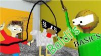 我的世界: 怪物学院挑战巴尔迪的教育 结果会如何