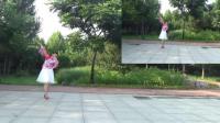 阳光美梅广场舞【落花】2-优美形体舞-编舞: 萱萱2018最新广场舞视频