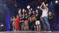 绝地求生PGI全球邀请赛FPP颁奖仪式: 小狮子荣获个人击杀王! OMG获世界冠军 全场高呼OMG!