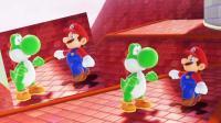 [宝妈趣玩]超级马里奥奥德赛★48: 蘑菇王国! 种子开会, 章鱼boss又来了!