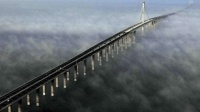 世界最长的大桥: 开车2小时才能通过, 总投资超300亿, 就在中国!