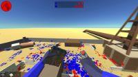 【神探莫扎特】COD地图与血腥擂台-战地模拟器(ravenfield)丨游戏实况
