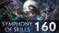 Dota 2 Symphony of Skills 160