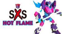KL变形金刚玩具分享339 全球限量500支 SXS IDW失落之光 补天士